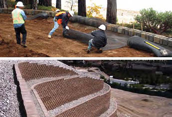 Applications: Segmental Retaining Walls