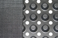 Perforated Drain Board