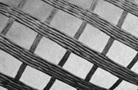 Geogrid Close-Up