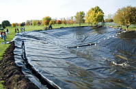 EBX Erosion Control Blanket Close-Up